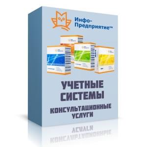 Консультационные услуги - учетные системы
